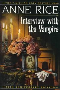 Beste vampiers boeken: Interview with the vampire - Anne Rice