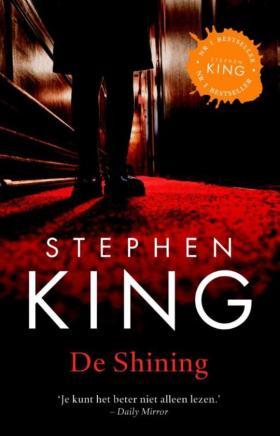 Beste horror boeken: De Shining
