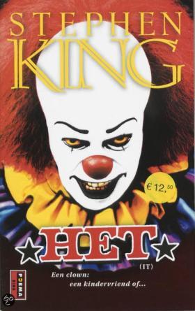 Het beste horror boek ooit: Het (It) van Stephen King
