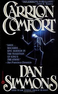 Beste horror boeken: Carrion Comfort Dan Simmons