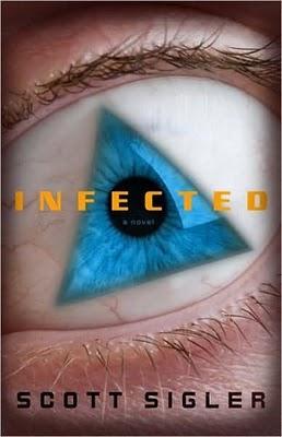 Beste horror boeken: Infectie Infected Scott Sigler