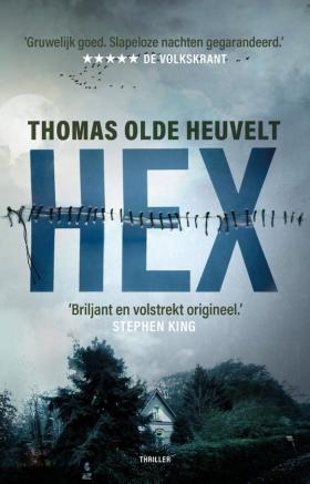 Beste Nederlandse horror - Hex, Thomas Olde Heuvelt
