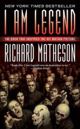 Horror boeken klassiekers: I am Legend